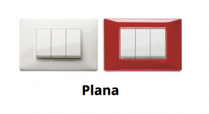 Serie Plana Vimar Palermo