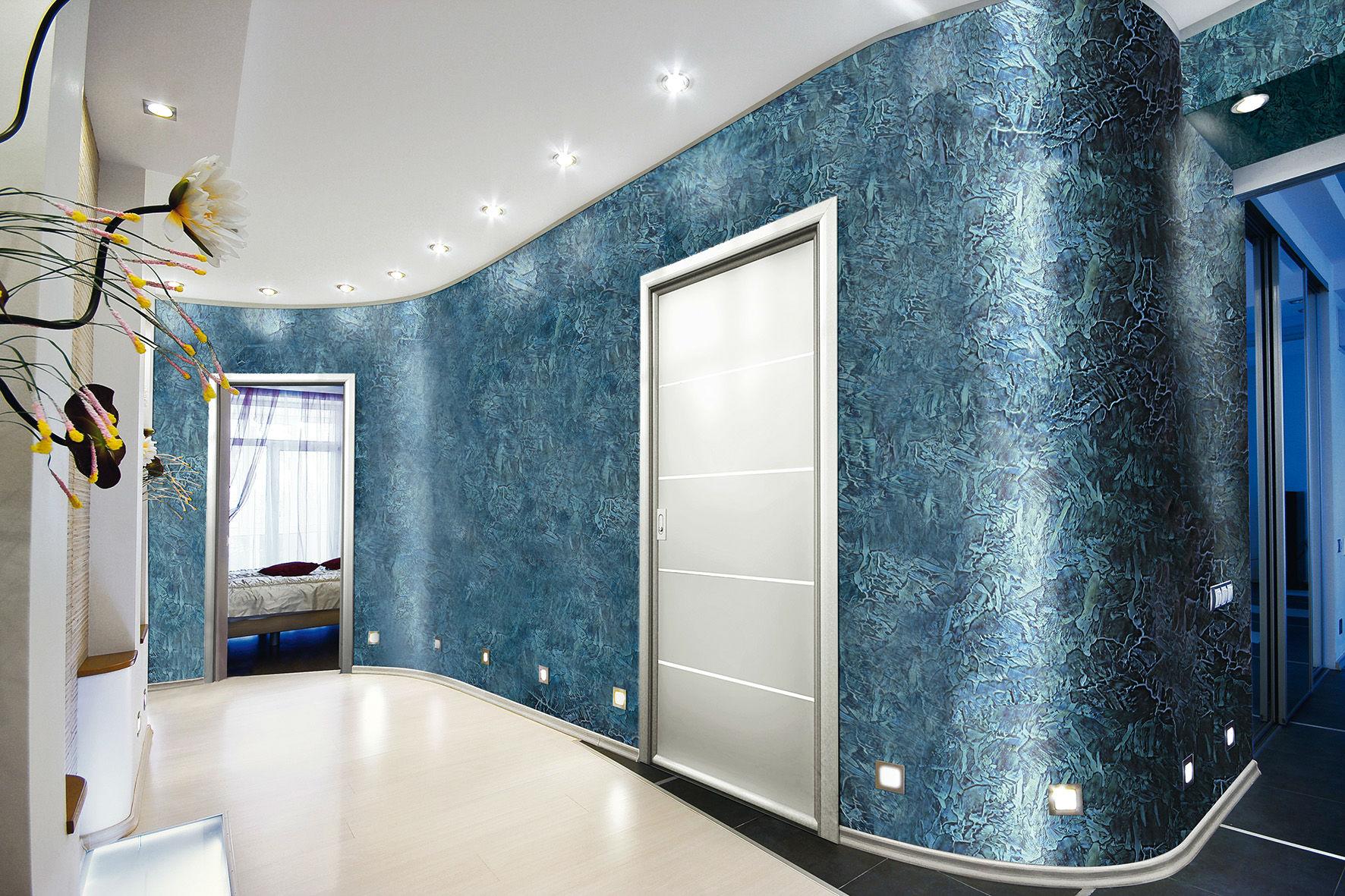 Pareti Dacqua Per Interni : Effetti decorativi e pitture per interni ed esterni palermo