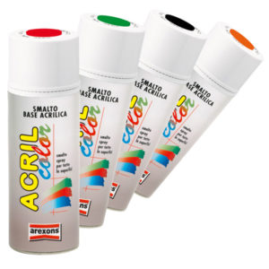bomboletta colore spray Arexons