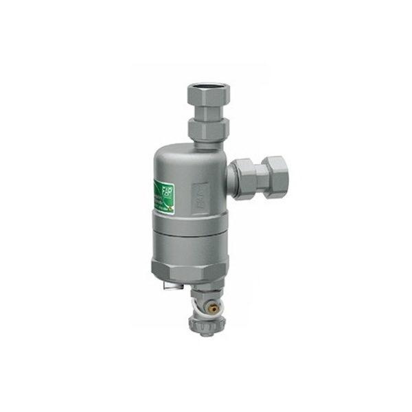 Filtro Defangatore Ultra Compatto Far con magneti Smart per impianti termici.