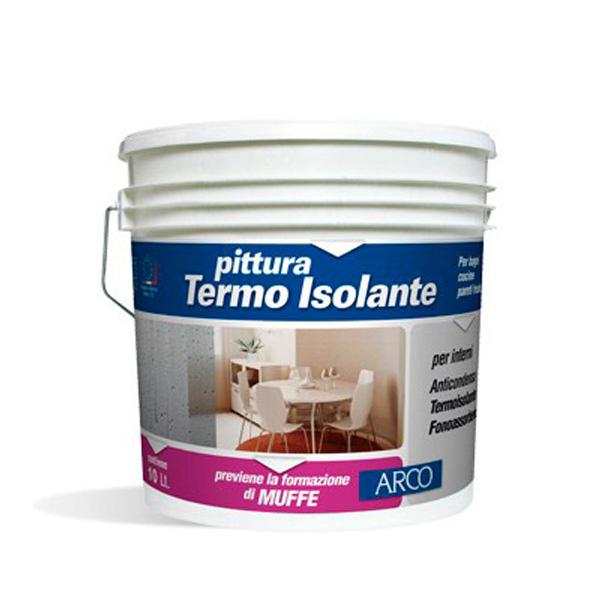 Pittura Anticondensa Termoisolante per ambienti umidi