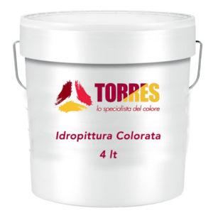idropittura colorata per interni 4 litri