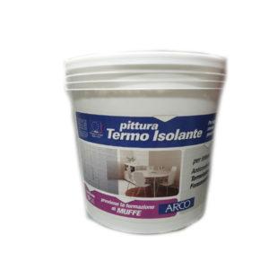 Pittura Anticondensa Termoisolante 5 litri per ambienti umidi